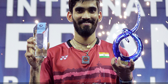 10 Interesting facts about Kidambi Srikanth | Digitalsporty.com