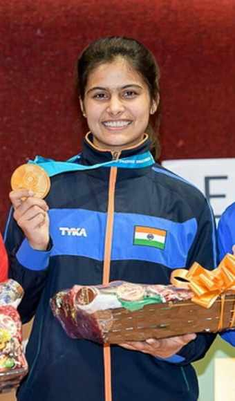 Interview: I was not eyeing gold in Mexico World Cup says Manu Bhaker