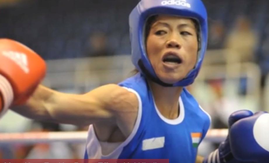Interview: Pressure to perform too high at times says MC Mary Kom.