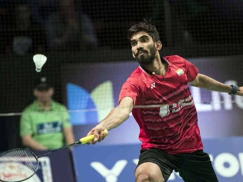 Kidambi Srikanth is all set to become the world number