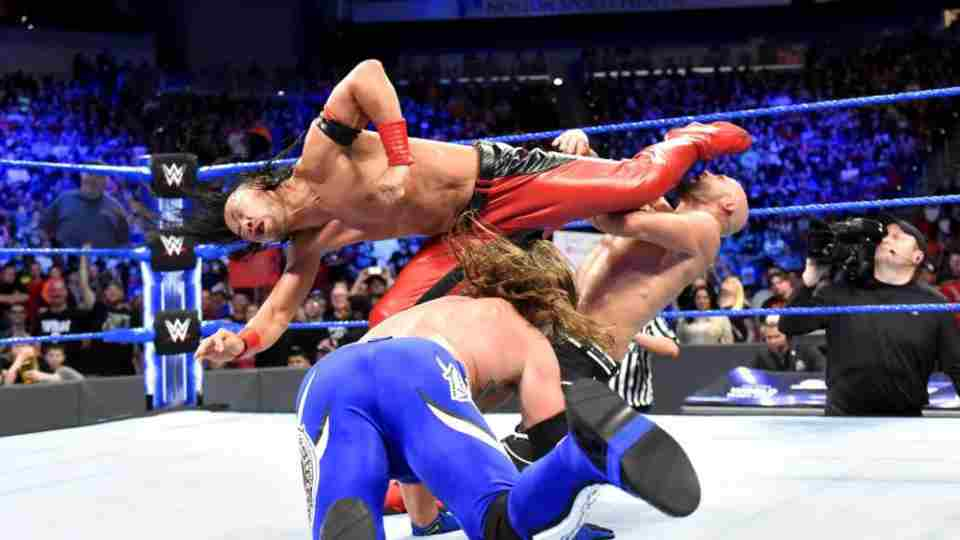 WWE SmackDown results 24th April, 2018: Video Highlights, Contract Signing