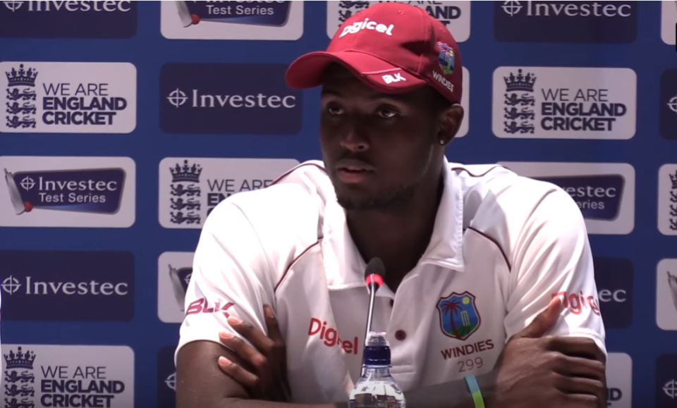 Only one Indian in Jason Holder's best-ever cricketing XI.