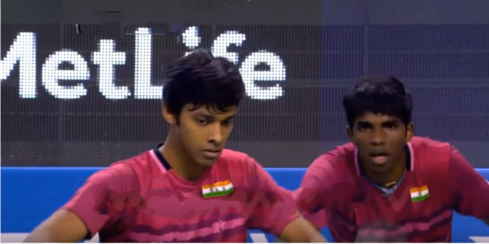 Interview: Satwiksairaj and Chirag Shetty now eye gold in Thomas Cup 2018
