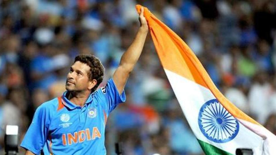 Indian politicians wish Sachin Tendulkar on his 45th birthday