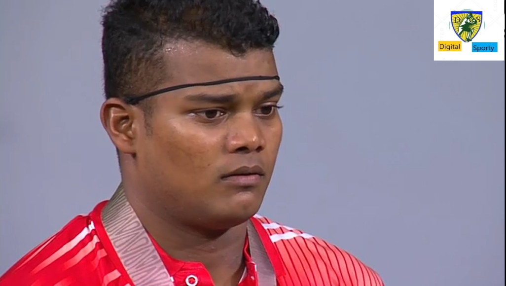 Venkat Rahul Ragala wins gold in men's 85 kg weightlifting at Gold Coast CWG