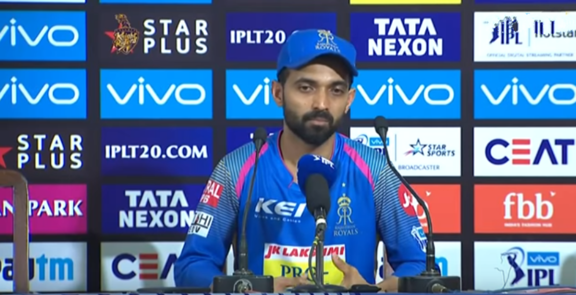 Rajasthan Royals can still qualify for the IPL 2018 playoffs: Rahane