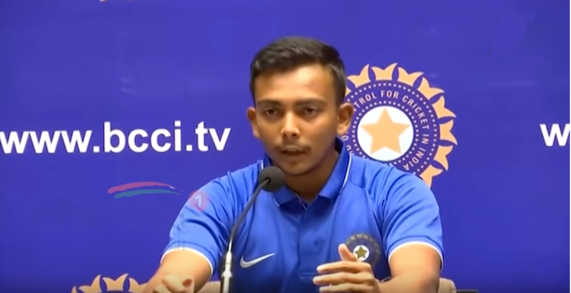 The technique of Prithvi Shaw is similar to Sachin Tendulkar: Mark Waugh