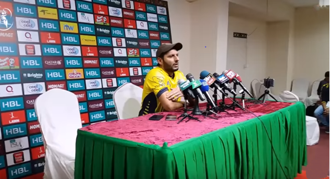 Shahid Afridi has no intention of giving up playing competitive cricket