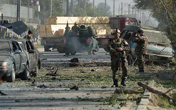 At least 8 killed in blast at a cricket match in Afghanistan