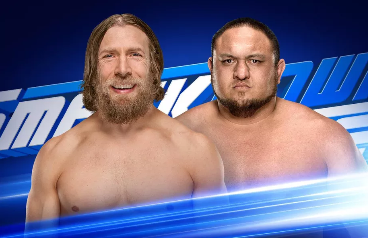 WWE SmackDown live results 29th May 2018 with video highlights