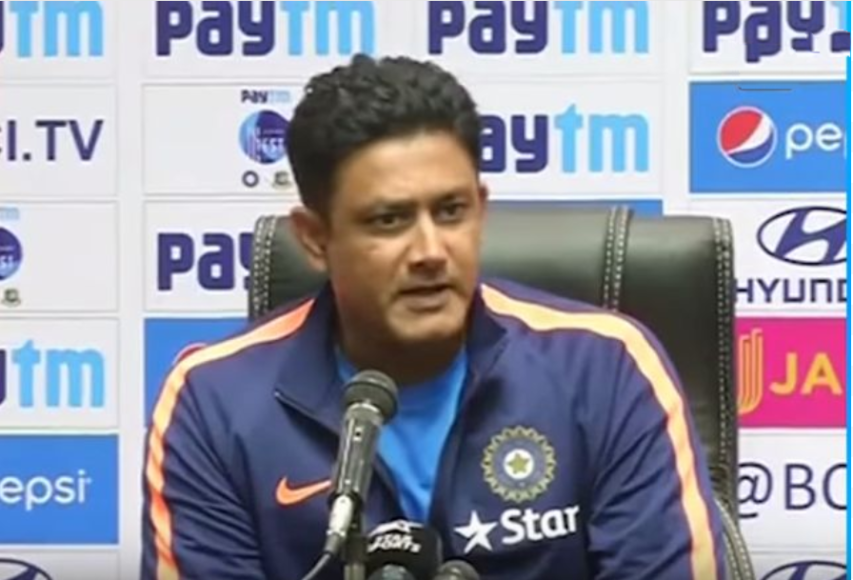 Anil Kumble feels Indian team boasts of world's best spinners