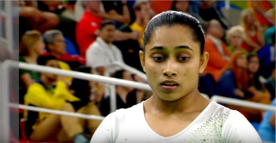 Dipa Karmakar uncertain about her chances in the Asian Games 2018