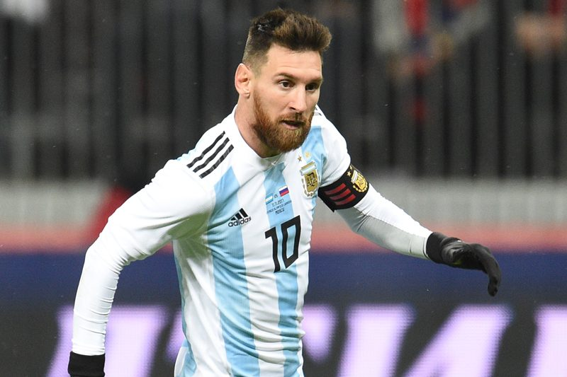 Argentina captain Lionel Messi hints retirement from the national team