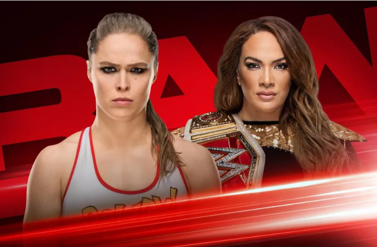 WWE Raw results 11 June 2018 with video highlights- Digitalsporty.com