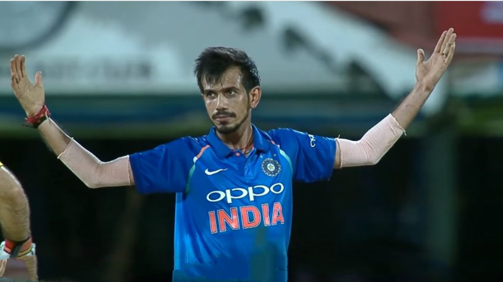I have developed two variations of googly: Yuzvendra Chahal