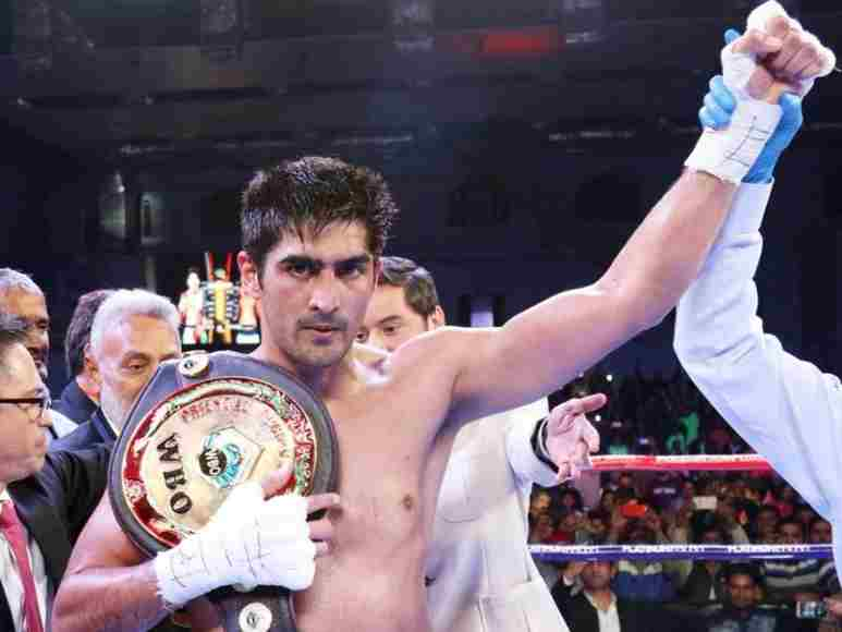 Vijender Singh next fight: Date, Opposition and Venue confirmed