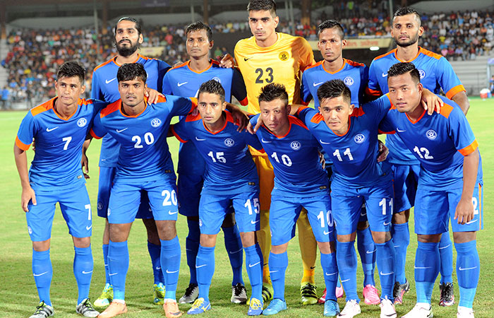 India to play China in pursuit to the preparation for AFC Asia Cup 2019