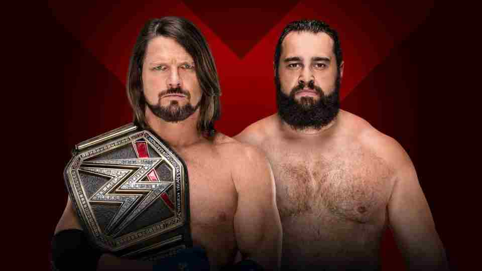 WWE Extreme Rules 2018- Winner Predictions, Matches lined and Start time