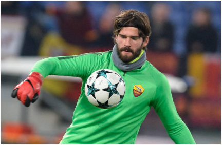Liverpool to spend record 75 million Euro deal for Alisson Becker- Digitalsporty