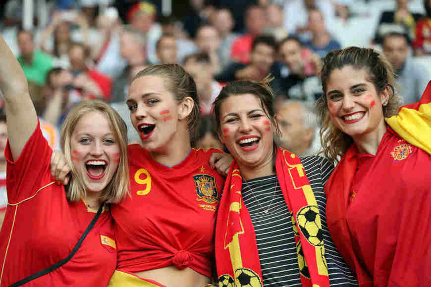 2014 fifa world cup girls hot have
