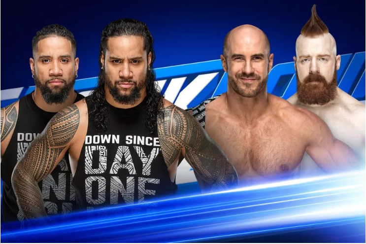 WWE SmackDown Live Results 31 July 2018, wwe smackdown live 31 july 2018