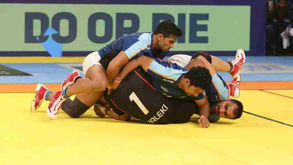 FI announces Indian Kabaddi Squad for Asian Games 2018