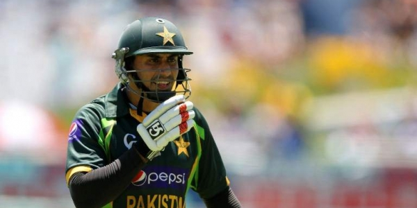 Pakistani opener Nasir Jamshed banned from cricket for 10 years
