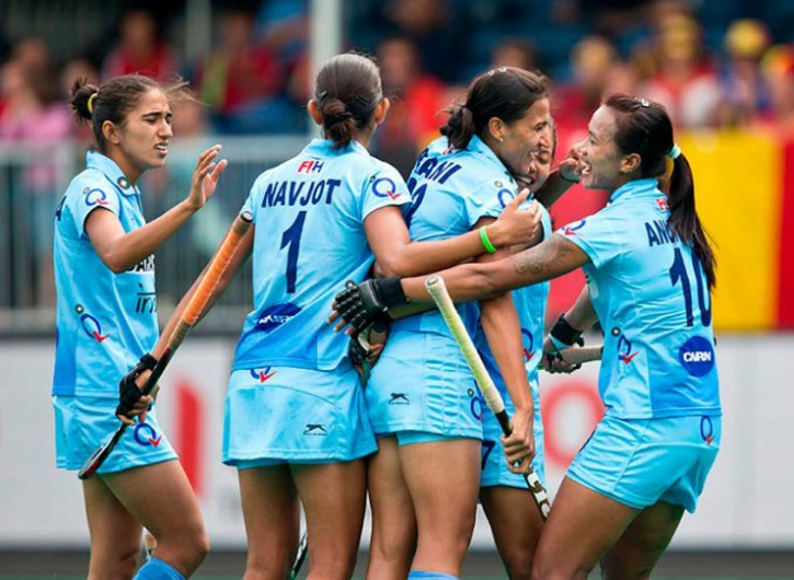 Resurgent India kept down by Ireland in the penalty shootout- Digitalsporty