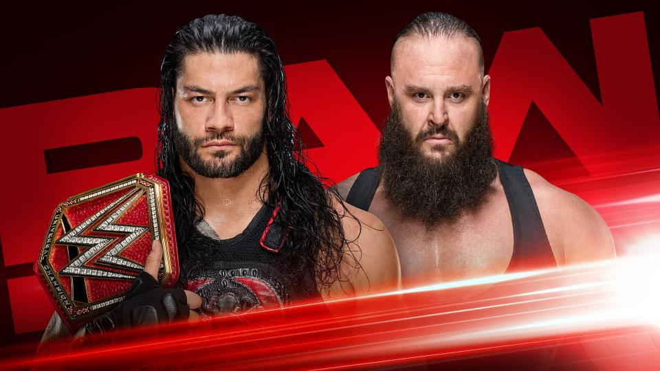 WWE RAW Results 27 August 2018- Strowman-Reigns face-off