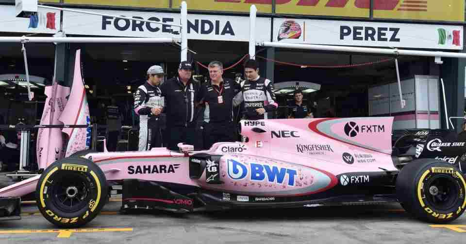 No threat to the future of Sahara Force India, Mallya's 10 year reign ends