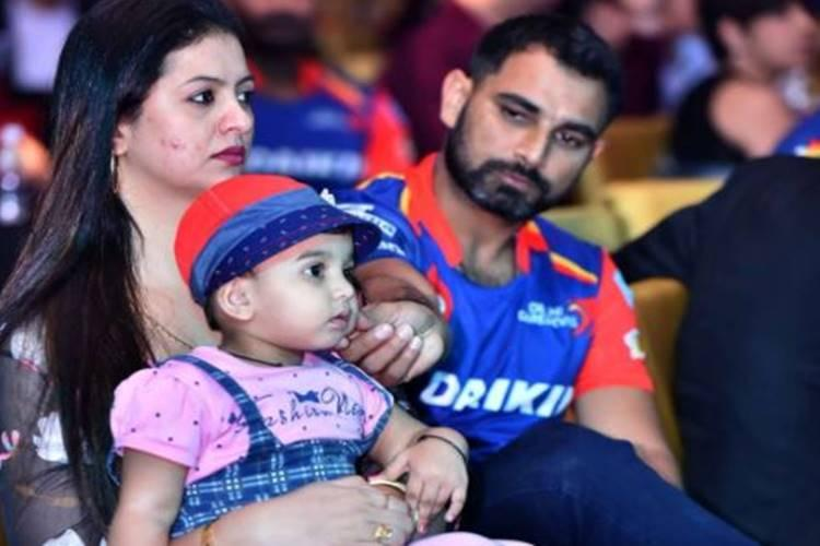 Mohammed Shami wins the first battle against his estranged wife Hasin Jahan