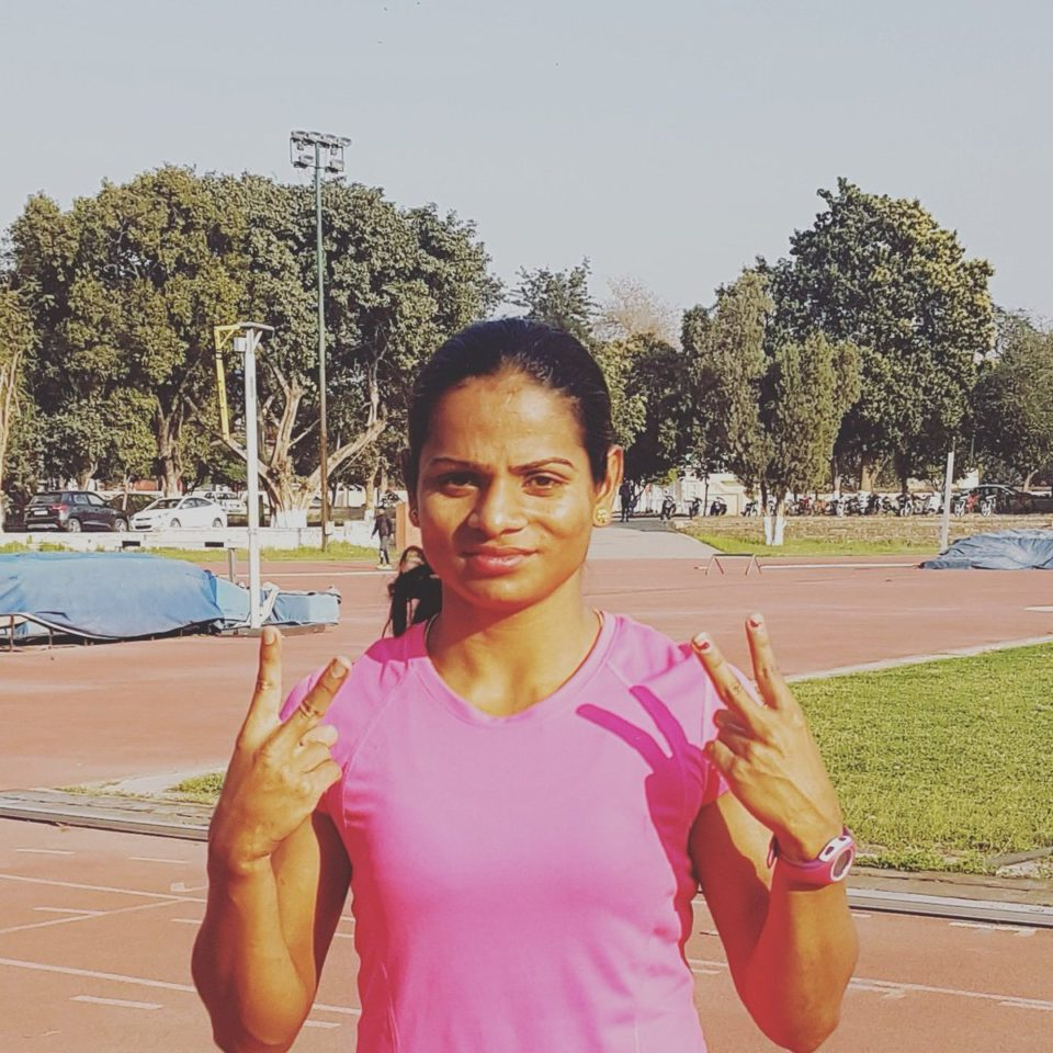Dutee Chand.... A story of struggle and determination