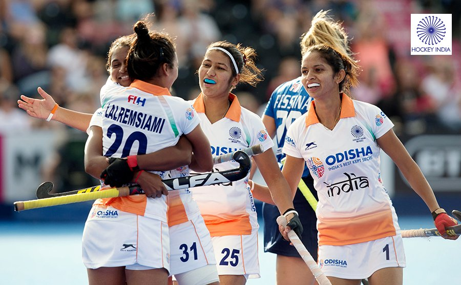 2018 Women's Hockey world cup quarter final India vs Ireland- Live Streaming Online, TV Channels List, Date and Venue