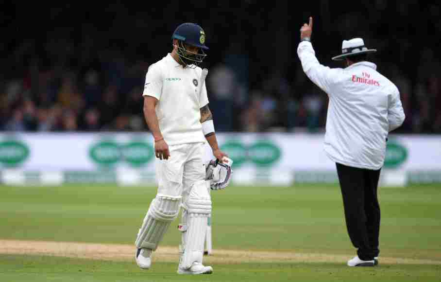 Former Indian cricketers criticize Virat Kohli and his team after Lords failure