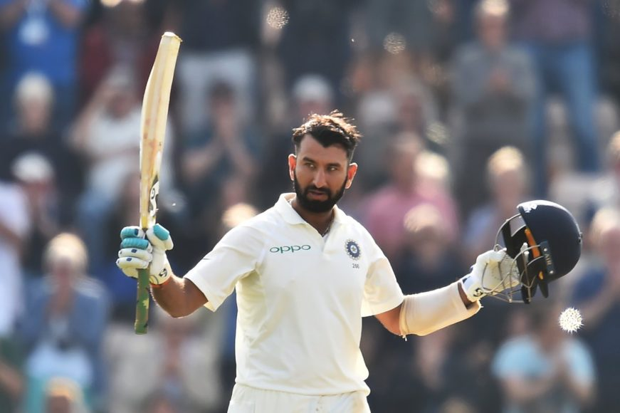 Twitter bow down to the heroics of Cheteshwar Pujara as he rescues India in the fourth test