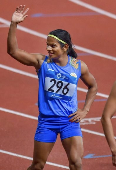 Asian Games 2018: Best reactions after Dutee Chand wins her second silver medal