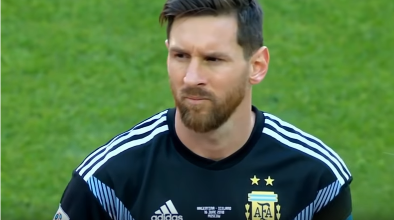 Lionel Messi temporarily resigns from the Argentina national team
