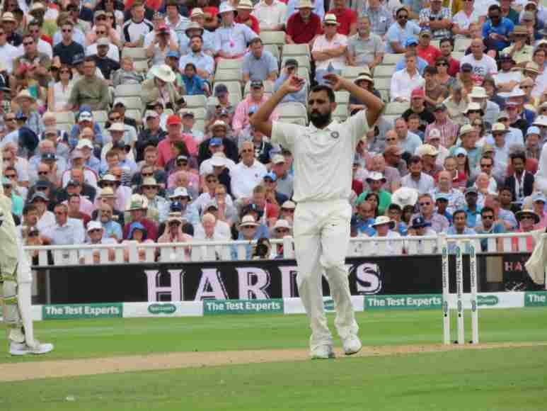 Mohammed Shami says Love for cricket helped him fight the personal issuesMohammed Shami says Lov