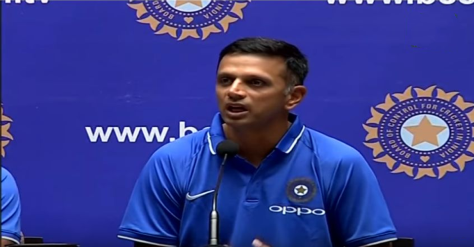 Rahul Dravid predicts the winner of 2018 India vs England test series