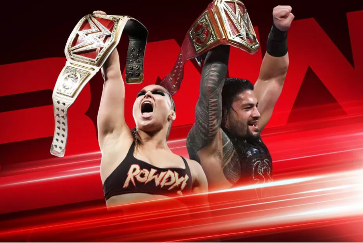 WWE Raw Results 20 August 2018- Summerslam 2018 Fallout Show