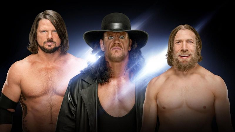 The return date of Undertaker announced- Digitalsporty