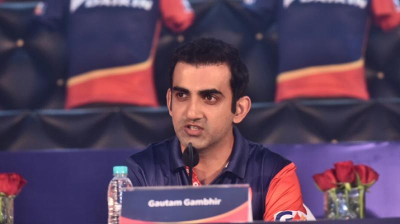 Gautam Gambhir has an advice for Team India to script a comeback in the Lords test