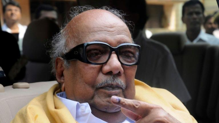Cricket fraternity express their grief on the demise of M. Karunanidhi