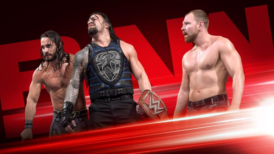 WWE Raw results 24 September, 2018- Tag team title on the line