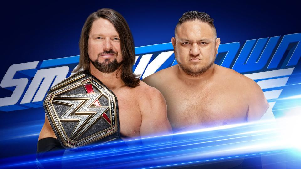 WWE SmackDown Live Results 25 September 2018