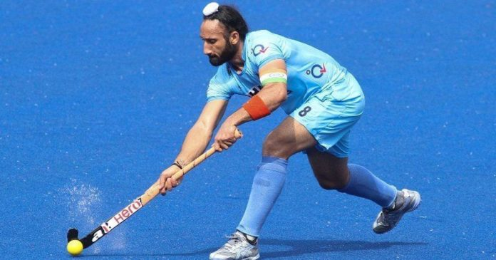 Talismanic midfielder Sardar Singh announces his retirement from International hockey