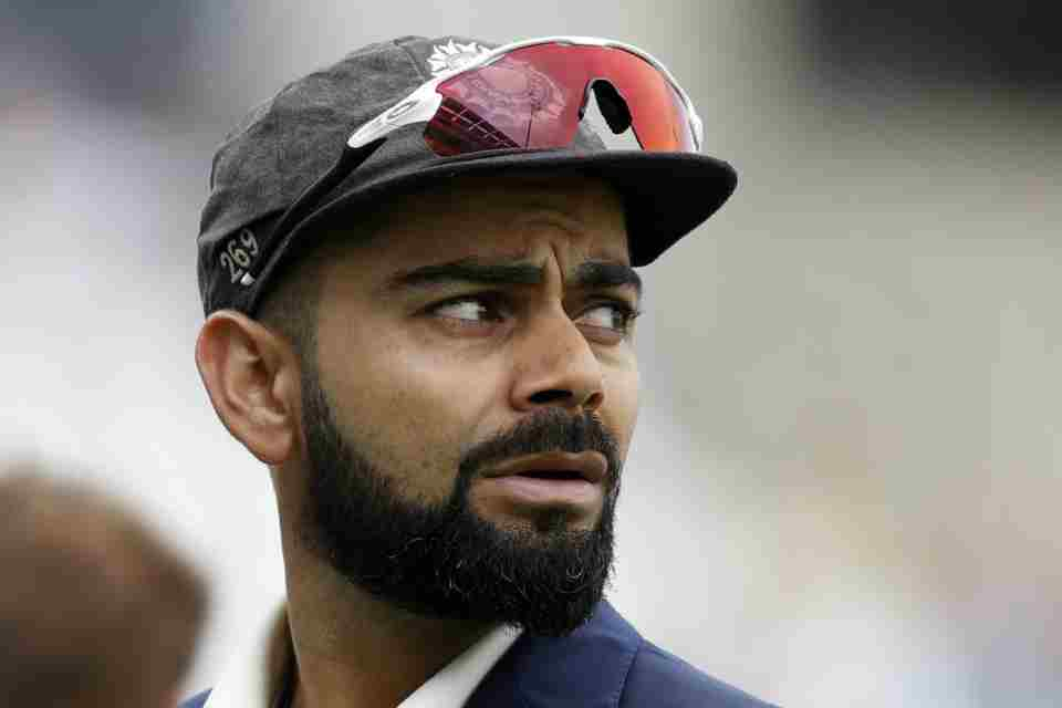 """Fans say """"Ridiculously consistent with the toss"""" after Virat Kohli loses the toss for fifth consecutive time in test series"""