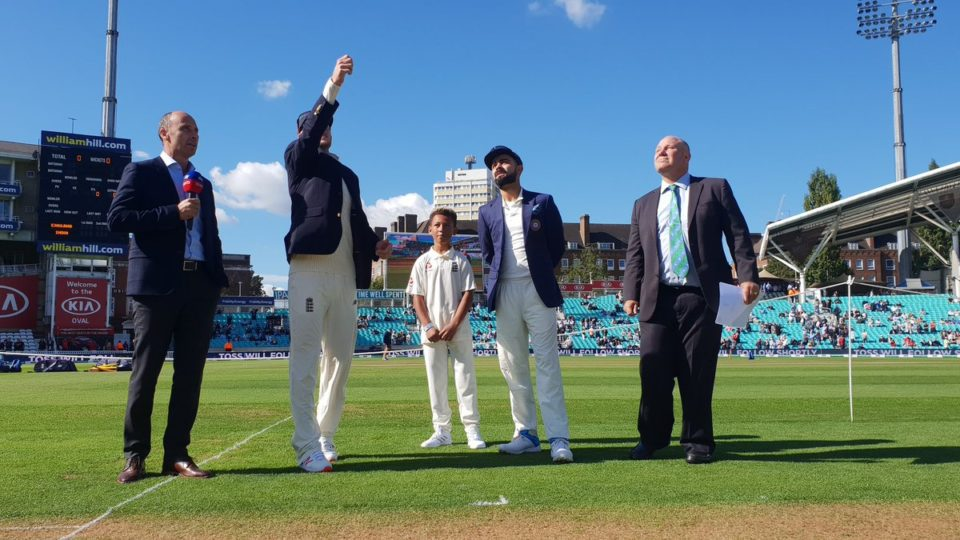 India vs England: Playing 11 for the 5th test at Kennington Oval
