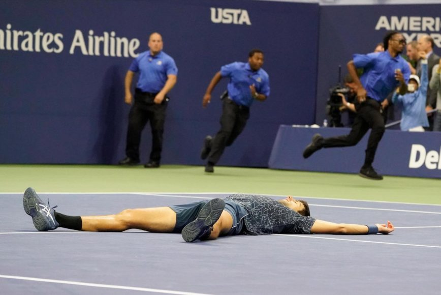 Twitter lauds Djokovic and Del Potro for putting up a great match in US Open final