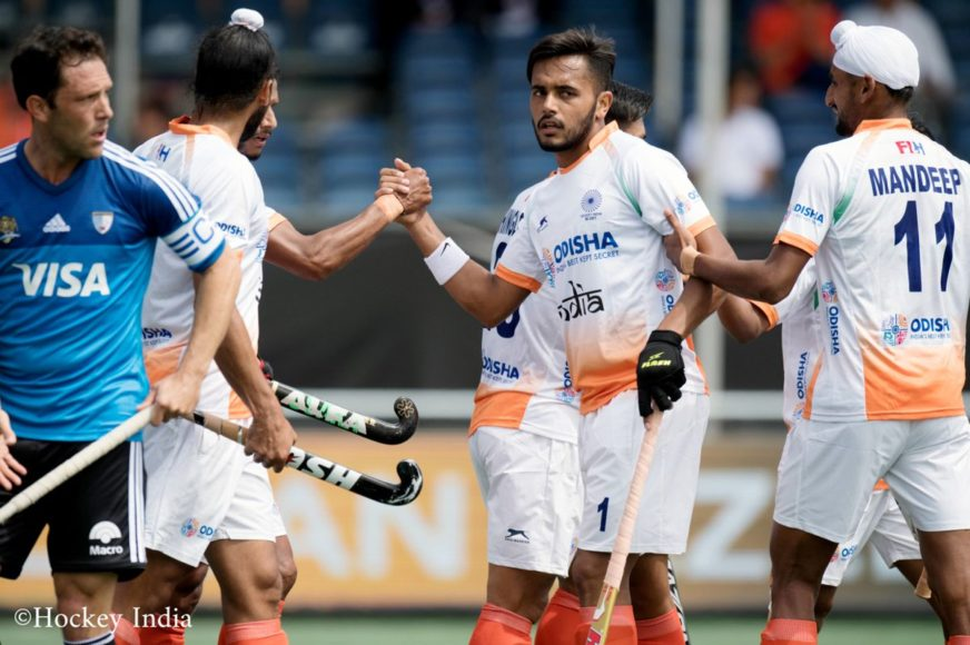 Manpreet Singh to lead Indian team for Asian Champions trophy 2018